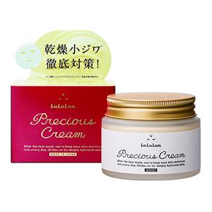 日本lululun 超浓厚高保湿抗氧化酵母精华滋养面霜 80g