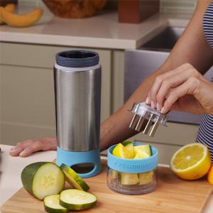 Aqua Zinger 真空保温榨汁杯 590ml