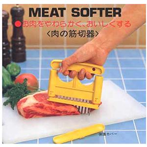 義春刃物 不锈钢刀刃 手持式肉断筋器 切筋器