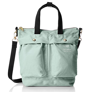 2017年新品 Anello 单肩手提帆布包 AT-C1842 多色可选