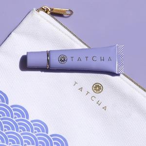 Tatcha美国官网有全场满$100送微循环眼霜 5ml+化妆袋