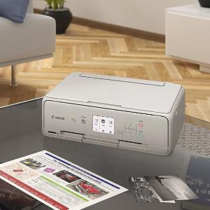 补货新低!Canon佳能 PIXMA TS5020 GY无线打印机
