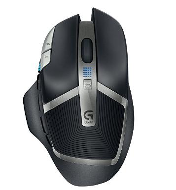 Logitech罗技 G602 无线游戏鼠标