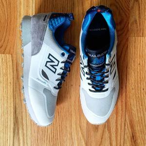 New Balance新百伦TBTFHWB男士复古鞋