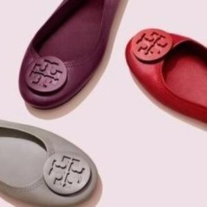 Neiman Marcus现有Tory Burch芭蕾鞋低至5折促销