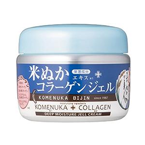 日本盛 大米美人含2种保湿啫喱面霜 100g