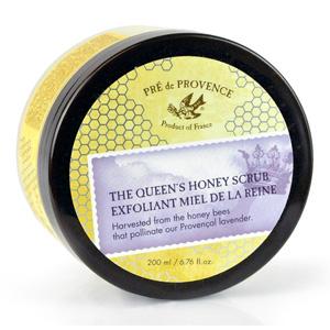 Pre de Provence普罗旺斯 蜂蜜去角质磨砂膏 200ml