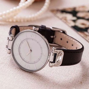 ANNE KLEIN安妮克莱因 109169WTBK女士时装腕表