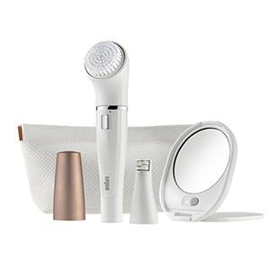 Braun博朗 SE831多功能美容仪 脸部拔式除毛+脸部清洁净肤