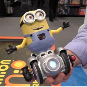 再降!WowWee 神偷奶爸 小黄人Mip 智能遥控机器人