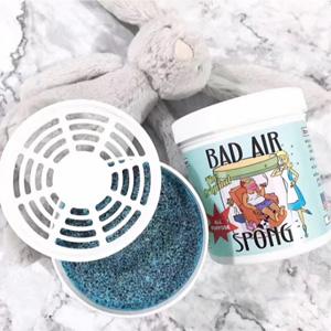 Bad Air Sponge 甲醛污染空气净化剂 400g*3罐*2件