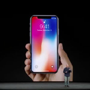 Apple苹果发布iPhone 8、8 Plus与iPhone X 智能手机
