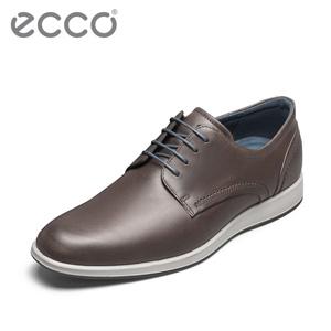 ECCO爱步 杰瑞德 男士真皮正装鞋