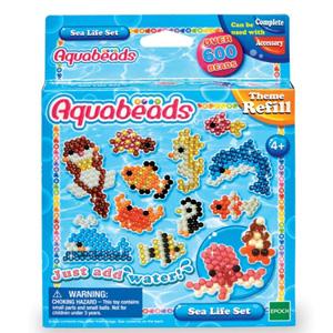 Aquabeads 水珠 3D 动物套装 多款可选
