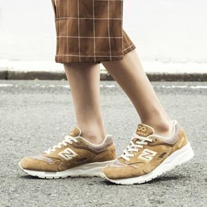 限6.5码!New balance新百伦CW1600 女士复古休闲鞋