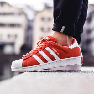 Adidas阿迪达斯Superstar男款休闲运动鞋