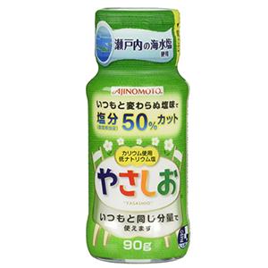 味之素 婴儿健康盐90g