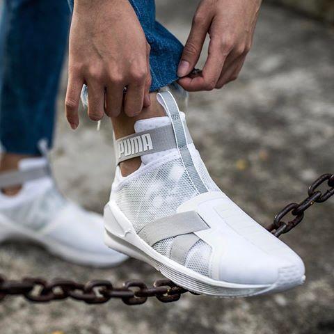 PUMA彪马Fierce Strap Swan 女士训练鞋
