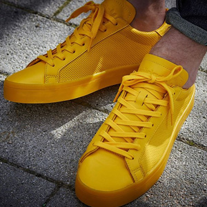Adidas阿迪达斯Originals Stan Smith男士真皮板鞋