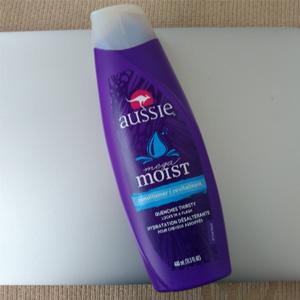 补货!Aussie袋鼠 保湿护发素 400ml*6瓶