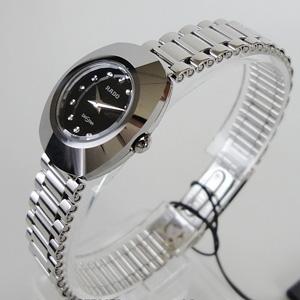 RADO雷达ORIGINAL创始系列R12558153女士时装腕表