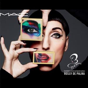 MAC x Rossy de Palma美妆系列预告