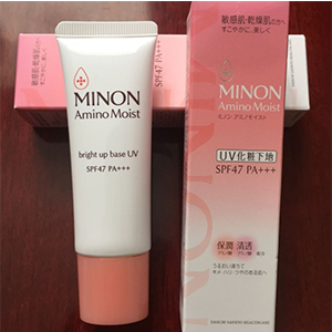 MINON 氨基酸防晒隔离乳液25g