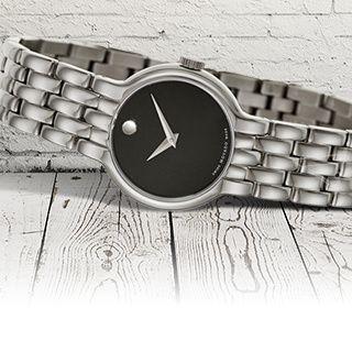 MOVADO摩凡陀Veturi系列0606337男款时装腕表