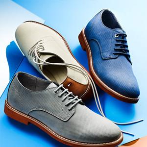 Tommy Hilfiger汤米·希尔费格 Seaside 男士牛津鞋