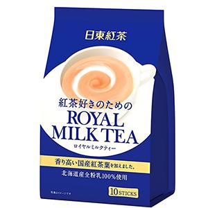 日东红茶 皇家奶茶 10支*6袋