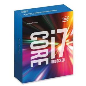 Intel 英特尔 i7-6800K 盒装处理器