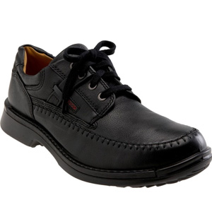 ECCO爱步Fusion Moc融合男士真皮系带休闲鞋