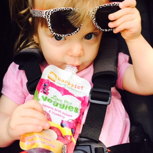 Happy Baby禧贝 有机婴儿蔬菜水果泥 多味可选