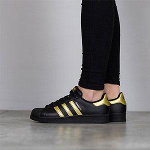 Adidas Superstar 大童金标贝壳头