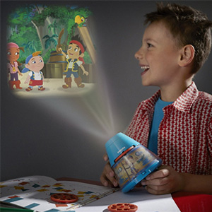 Philips飞利浦 迪士尼《杰克与梦幻岛海盗》投影小夜灯