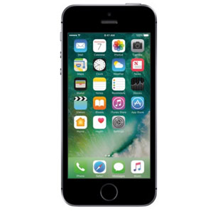 Apple iPhone SE 4G LTE 32GB太空灰$149.99