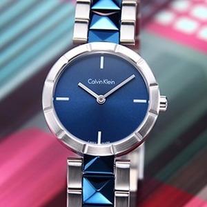 Calvin Klein Edge系列K5T33T4N女士时尚腕表