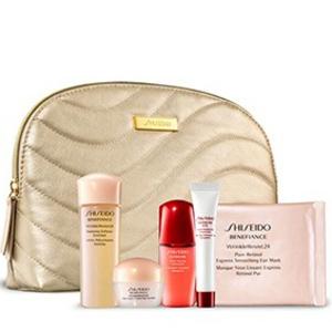 Nordstrom有购Shiseido资生堂满额送最高3重好礼