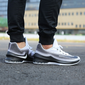 Nike耐克 Air Max Infuriate Low 男子篮球鞋