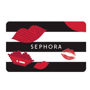 【断货】买$100 Sephora Gift礼品卡得120刀