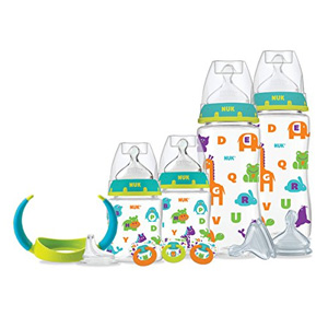 NUK 新生儿奶瓶礼品套装