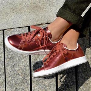 Adidas阿迪达斯Stan Smith Boost女士休闲运动鞋