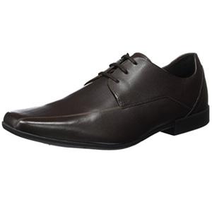 Clarks其乐 Glement Over 男士真皮正装鞋