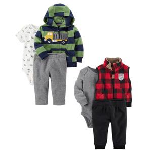 Carter's卡特 宝宝服饰套装 2套6件