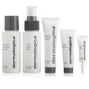 Dermalogica德美乐嘉 干性皮肤护理5件套