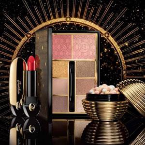 Guerlain 娇兰17圣诞新品限量彩妆 华丽上架