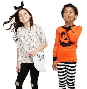 Gymboree官网现有儿童万圣节服饰低至$2.5促销