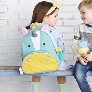Skip Hop可爱动物园小童背包 *2件 多款可选