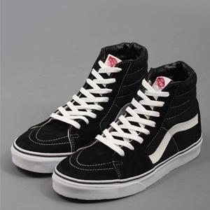 Vans经典 Sk8-Hi 女士滑板鞋