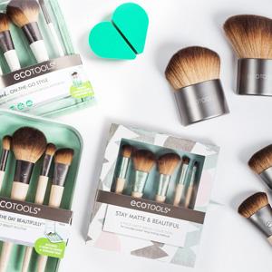 Ecotools化妆刷线上8折促销